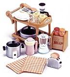 シルバニアファミリー 家具 キッチン家電セット カ-407