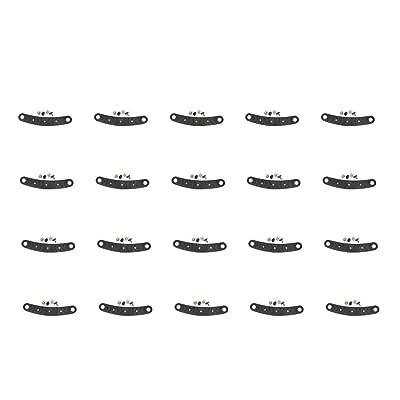 (in Stock) Blingdots mä-sk for Protection, 20Set Nose B Ridge Strip for Ma-Sk Nose B Ridge DIY Mæ-Sk Fix Protection for DIY Mæ-sk Handmade, Mæ-Sk Set Nose Clip Nose Bridge Fixer 20 Sets : Sports & Outdoors