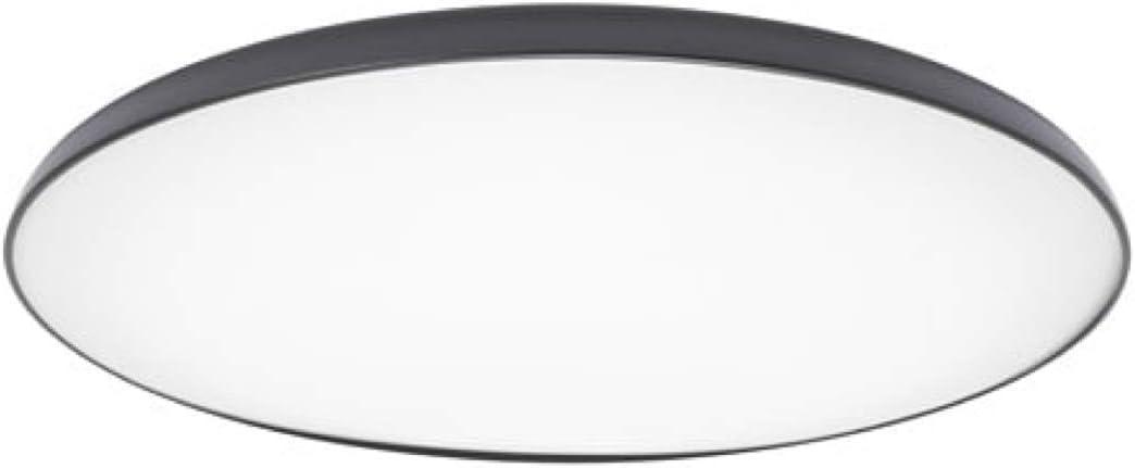 Ikea 304 150 98 Nymane Plafonnier Led Anthracite Amazon Fr