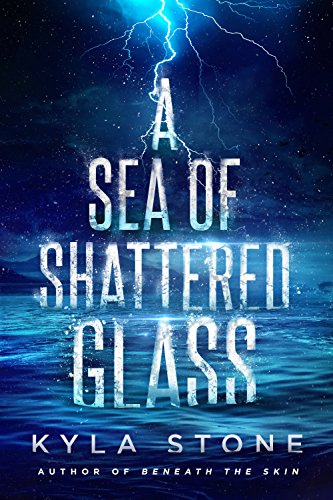 Idealistic, hot-headed Gabriel joined the resistance, but his target Amelia is not what she seems. Each must face the ultimate choice–do whatever it takes to survive, or risk everything to truly live in A Sea of Shattered Glass: A dystopian thriller by Kyla Stone.