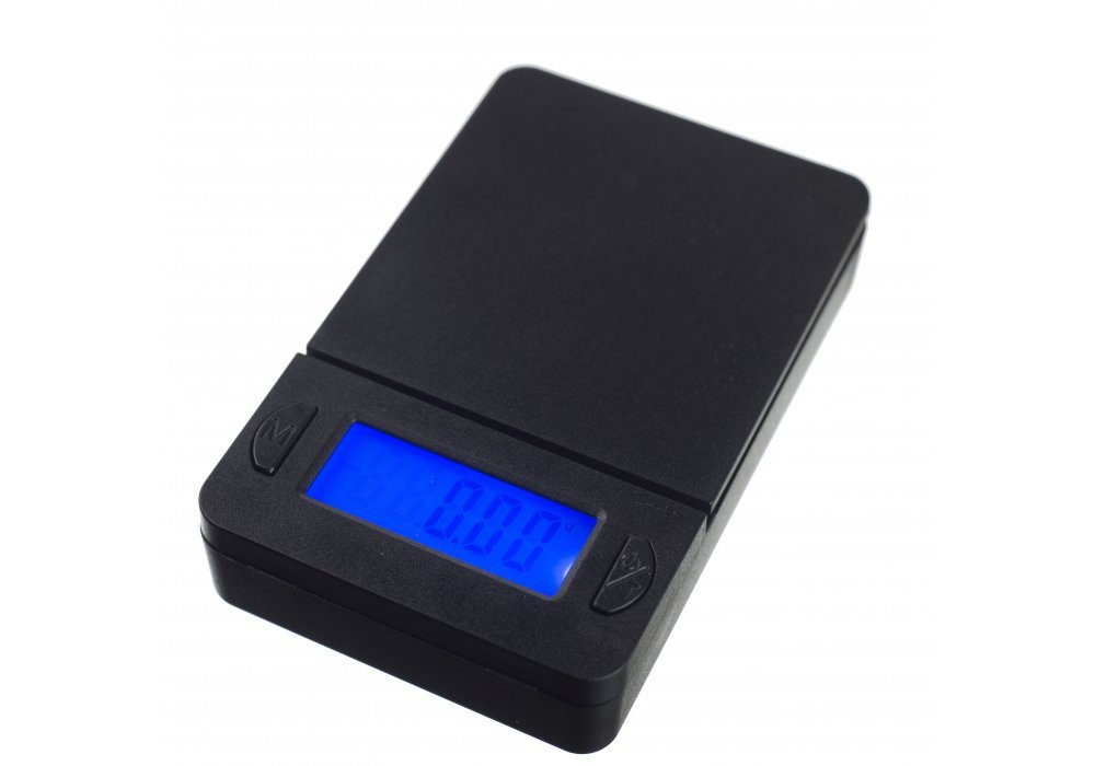 Bilancia digitale di precisione. Myco MK-100autocalibrante. Campo 0, 01–100g. Con display retroilluminato
