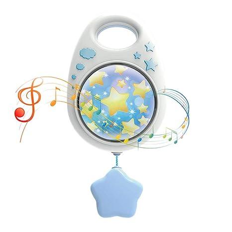 Per Cajas de Música Colgantes para Carrito Bebés Adornos de Cajas de Música Infantil para Cochecitos