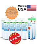 (8-Pack) - Maytag 4396395 Compatible Refrigerator Water and Ice Filter by Zuma Filters (OPFM2)
