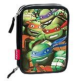 toys tortugas ninja - Plumier Tortugas Ninja Ready Doble