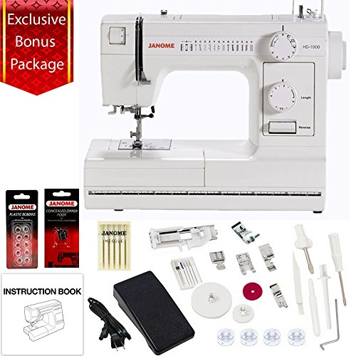 janome 500 sewing machine - 4