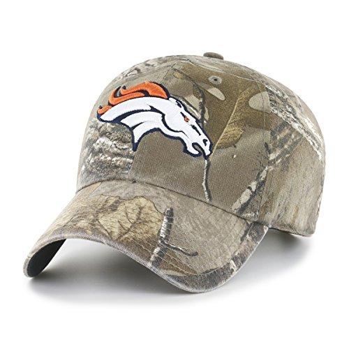 cd583452d97 Denver Broncos Camo Hat