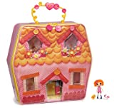 Mini Lalaloopsy Carry-Along Playhouse