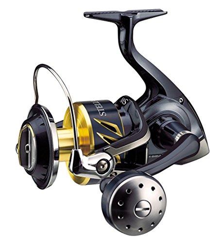 Shimano Stella SW STL6000SWBHG Spinning Fishing Reel, Gear Ratio: 5.7:1 (Reel Stella 6000)