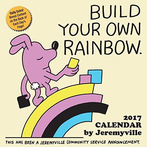 Jeremyville 2017 Day-to-Day Calendar