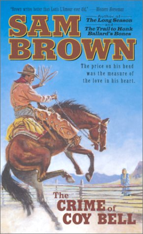 book cover of The Crime of Coy Bell