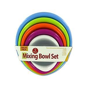 Mixing Bowl Set Of 5