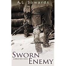 Sworn Enemy Book on cd