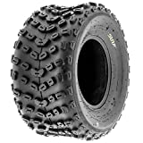 SunF A005 ATV/UTV Off-Road Tire 22x11-10, 6 PR, Trail|XC|Sport, Knobby Tread