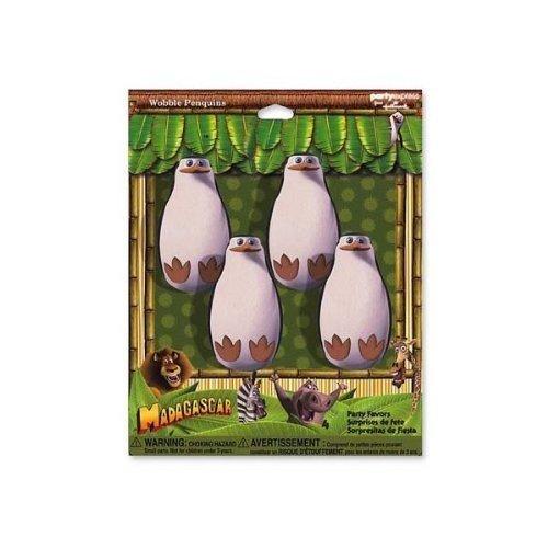 Madagascar Wobbling Peguins -