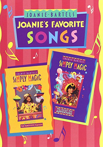 DVD : Joanie Bartels - Favorite Songs (DVD)