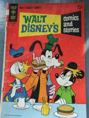 - Walt Disney : comics and stories (Gold Key : Walt Disney Comics, Vol. 29, No. 7)