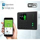 ZKTeco Fingerprint Attendance Machine Biometric Time Clock Employee Checking in Attendance Clock