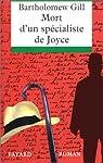 Mort d'un spécialiste de Joyce par Gill