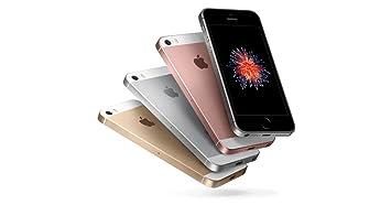 Apple iPhone SE 16GB Gris Espacial (Reacondicionado): Amazon ...