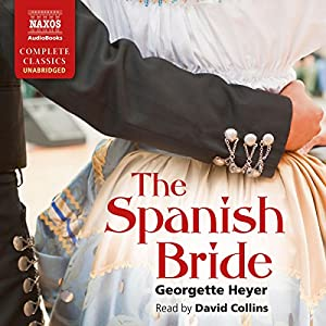 The Spanish Bride Audiobook