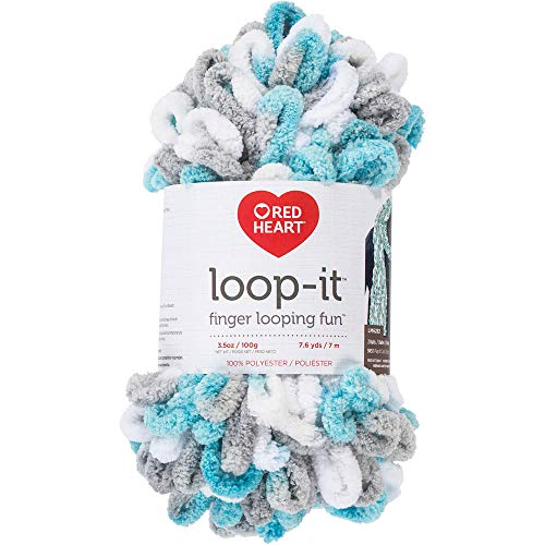 RED HEART E884.9451 Loop-It - Yarn Loop