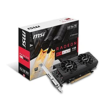 Amazon.com: MSI AMD Radeon RX 460 4 GT LP 4 GB GDDR5 DVI ...