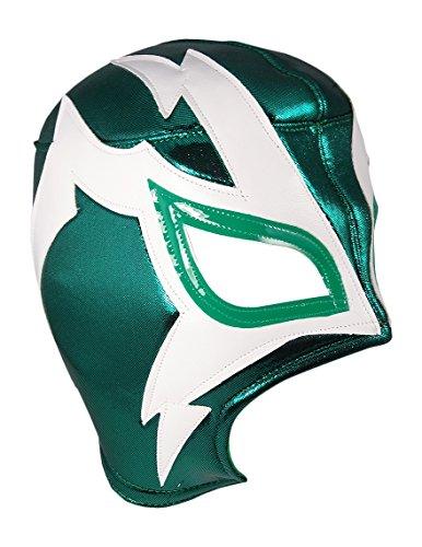 Mask Maniac Adult Lucha Libre Wrestling Mask (pro-fit) Costume Wear - -