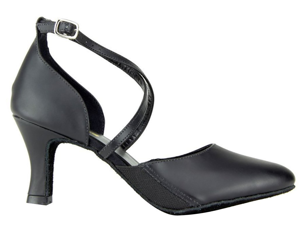 So Danca Ballroom Shoes Closed Toe Ballroom Shoes with 2.5'' Heel