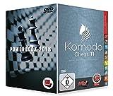 Komodo Chess 11 with Powerbook 2018