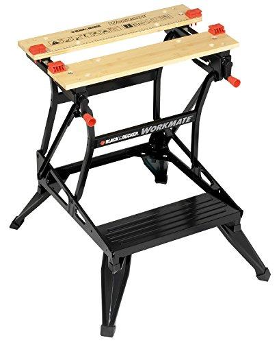 Black & Decker - WM536 Dual Height (Dual Height Workbench)