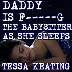 Daddy is F--king the Babysitter as She Sleeps