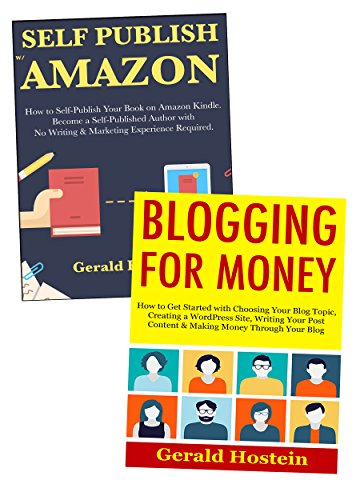 How to Sell Information: How to Make a Living Online via Blogging About Your Passion or Self-Publishing Books on Amazon
