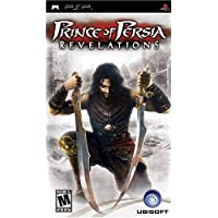 Prince of Persia Revelations / Game - PlayStation Portable Standard Edition