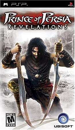 Prince of Persia: Revelations - Sony PSP
