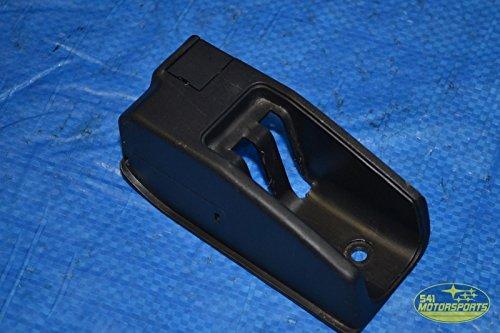 Subaru 2002-2007 Impreza WRX STI Release Trunk Gas Door Trim Cap Bezel OEM (Trunk Bezel)