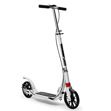 Patinetes Scooter for Adultos Adolescentes, Ajustable ...