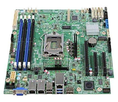 Intel S1200SPSR Server Motherboard - Intel C232 Chipset - 1 Pack