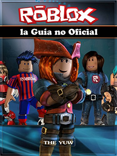 Roblox la Guía no Oficial (Spanish Edition) cover