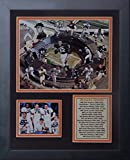 Legends Never Die NFL Cleveland Browns All-Time Greats Framed Photo Collage