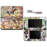 Rune Factory Decorative Video Game Decal Cover Skin Protector for New Nintendo 3DS (2015 Edition)