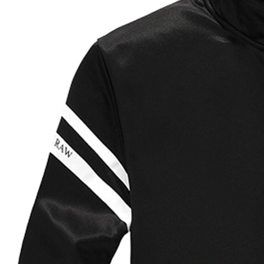 OSTELY Mens Tops Casual Long Sleeve Spring Autumn Long Sleeved Zipper Leisure Suit Pants Sets Tracksuit