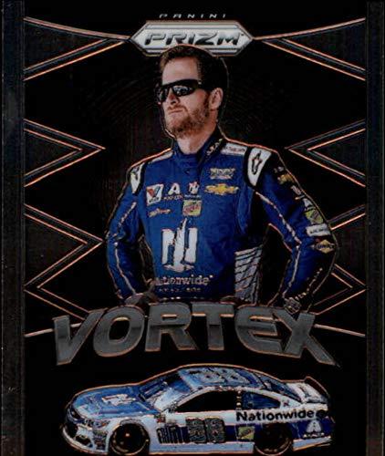 2018 Panini Prizm Vortex #56 Dale Earnhardt Jr Nationwide/Hendrick Motorsports/Chevrolet NASCAR Racing Trading Card