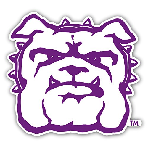 Truman State University - Bulldog Shaped Magnet