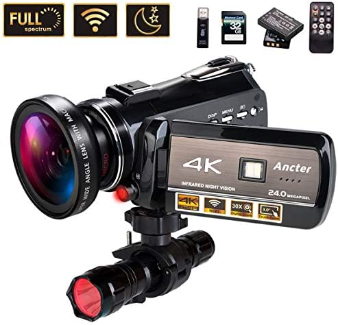 Spectrum Camcorders Infrared Paranormal Investigation product image