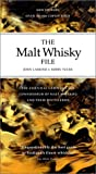 img - for The Malt Whisky File 3 Ed: The Connoisseur's Guide to Malt Whiskies and Their Distilleries book / textbook / text book