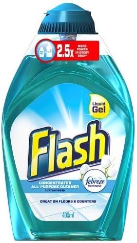 Flash de algodón fresco Gel líquido 400 ml 3 unidades 602109 ...
