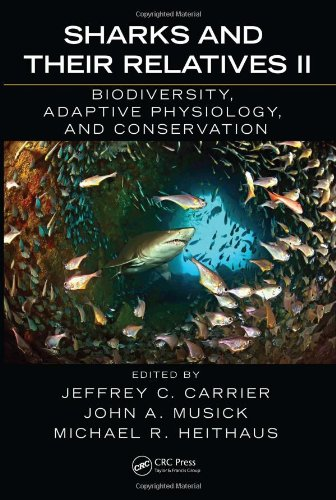 Sharks and Their Relatives II: Biodiversity, Adaptive Physiology, and Conservation (CRC Marine Biology Series)