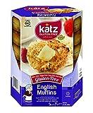 Blue Dog Kitchen Bar Katz Gluten Free English Muffins 8.5 Ounce (Pack of 1)
