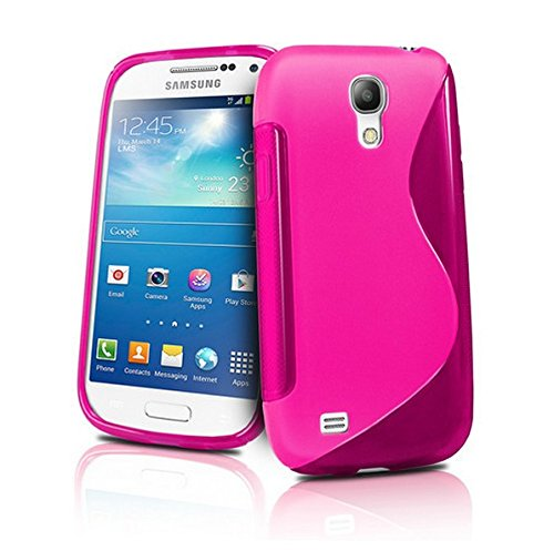 Samsung Galaxy S4 Cases, Galaxy s4 case, - The Best Rugged Shock Absorbent Slim Designer Drop Impact Resistant Phone Cover Skin [Compatible With Samsung Galaxy S4 IV i9500] Tough Strong Light Protective Soft Jelly Shell By Cable and Case -Pink S4 Case (Galaxy S4 Case Kirby compare prices)