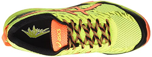 Fujitrabuco Gel Safety Chaussures Shocking Yellow Asics Course de Orange pour sur Route Black nement Entra Bleu Jaune Homme 5 5qFwdw6B